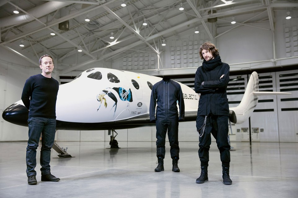 Image Credit: Y-3/Virgin Galactic