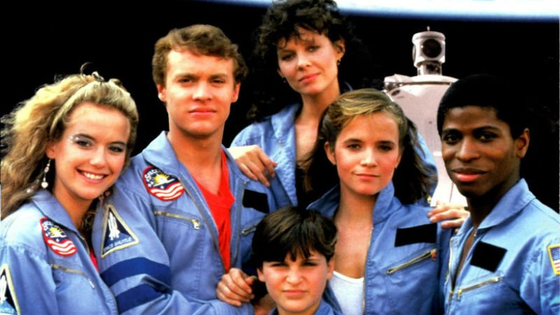 The cast of Space Camp. Image Credit: MGM