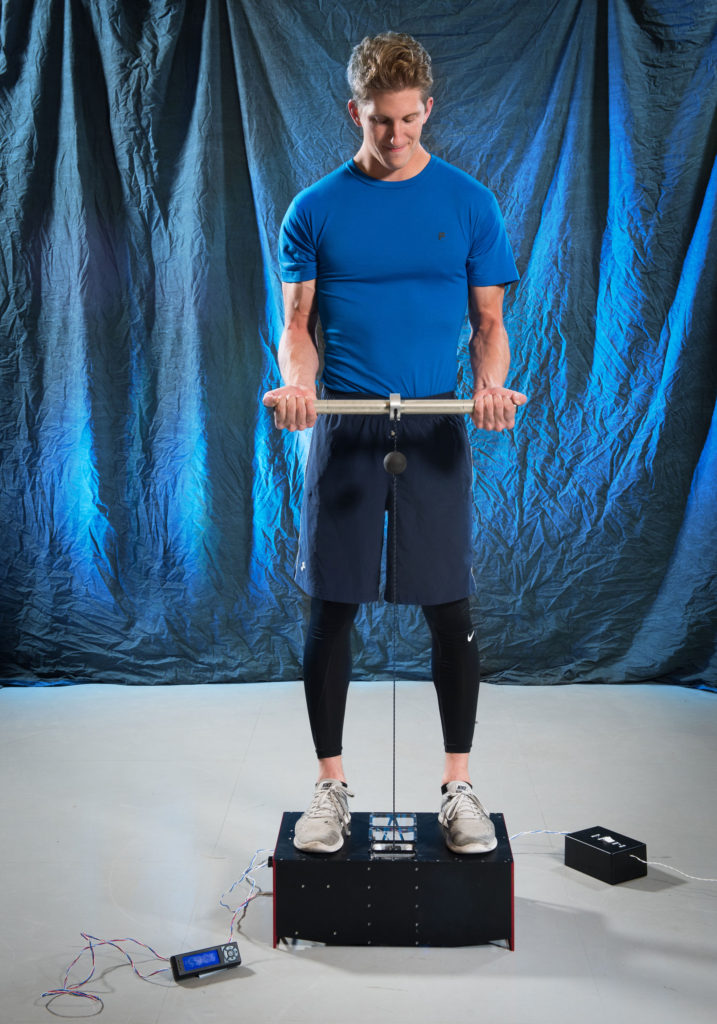 Astronauts on Orion will stay fit using the ROCKY exercise device, which they can use like a rowing machine for aerobic activity and for strength training with loads of up to 400 pounds. Image Credit: NASA